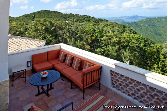 - Fabulous St. John villa with stunning views