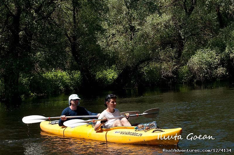 Image #2/25 | 4 day Kayaking in Danube Delta Confort 2013