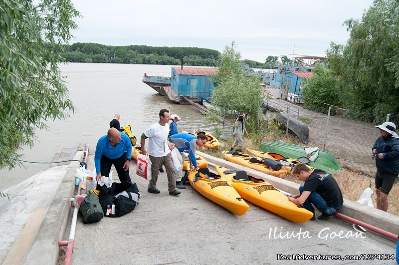 Image #5/25 | 4 day Kayaking in Danube Delta Confort 2013
