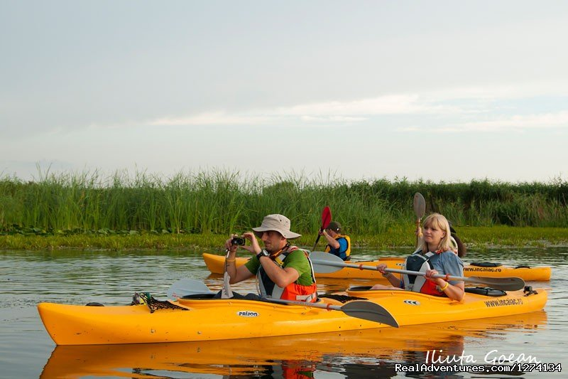 Image #10/25 | 4 day Kayaking in Danube Delta Confort 2013