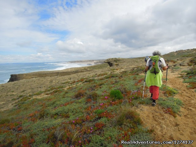 Marked Way Route Near The Coast Line - Alentejo & Vicentina Coast Self-guided Walking