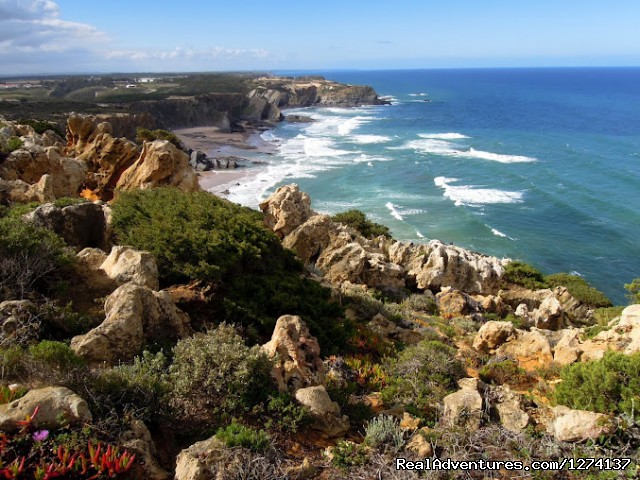 Coast line - Alentejo & Vicentina Coast Self-guided Walking