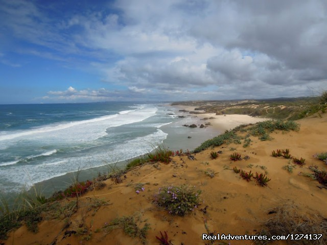 Surfing beaches - Alentejo & Vicentina Coast Self-guided Walking