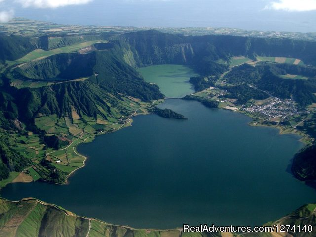 Azores Shore Excursions and Sport Fishing Sete Cidades