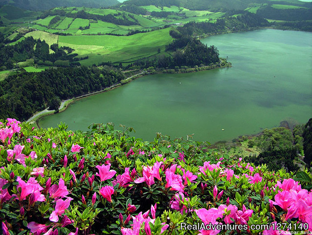 Furnas - Azores Shore Excursions and Sport Fishing