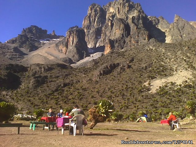 Mount Kenya - Inspiring your spirit of adventure
