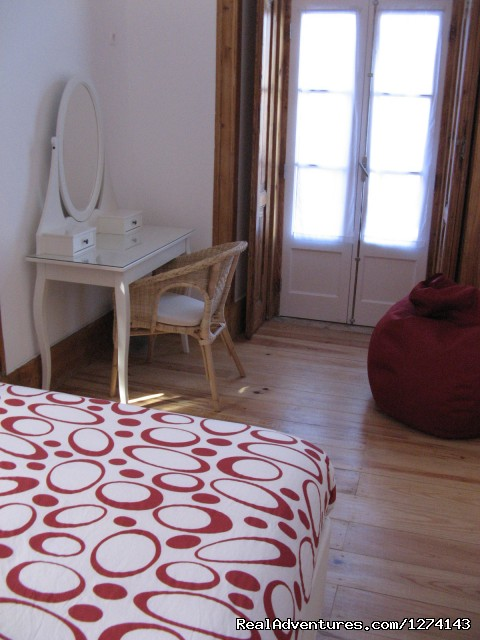 Double Room - This Is Lisbon Hostel