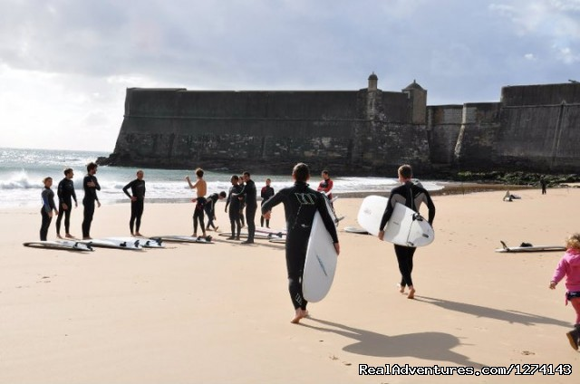 Surf Classes - This Is Lisbon Hostel