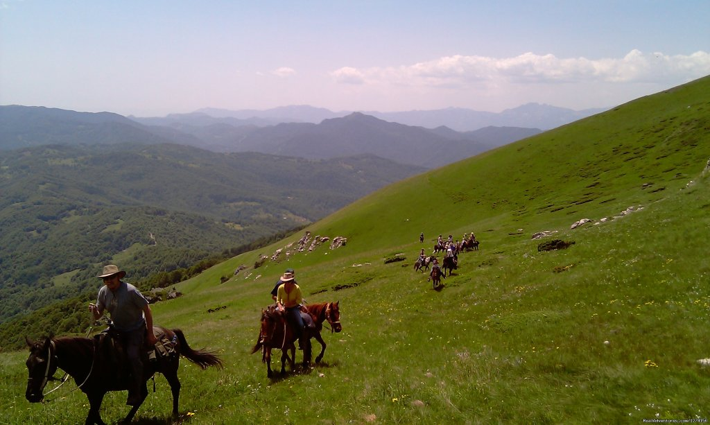 Amazing views of Sinjavinja mountain ranges 2 | Image #6/14 | Horse riding at only ecological country,Montenegro