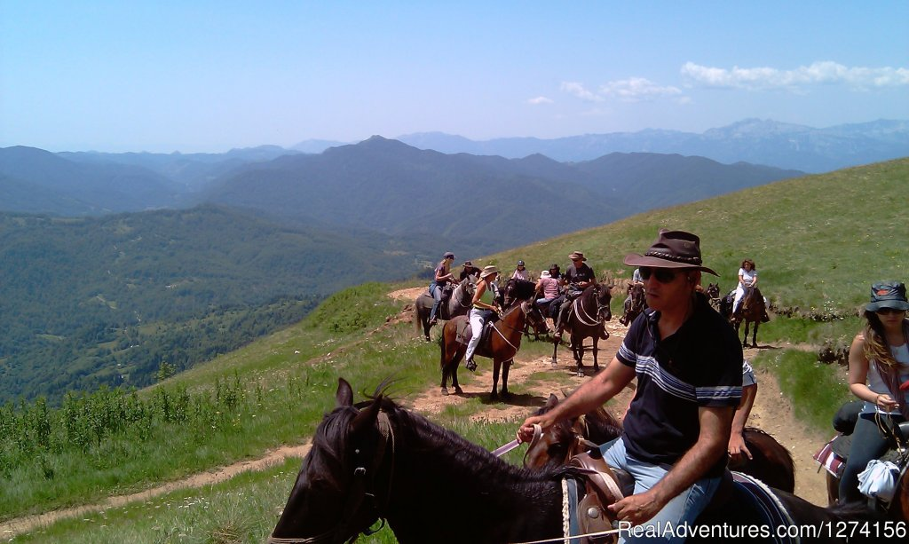 Image #4/14 | Horse riding at only ecological country,Montenegro