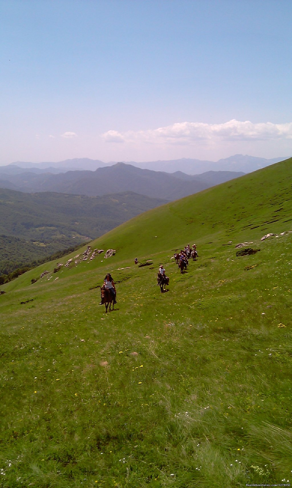 Amazing views of Sinjavinja mountain ranges | Image #5/14 | Horse riding at only ecological country,Montenegro