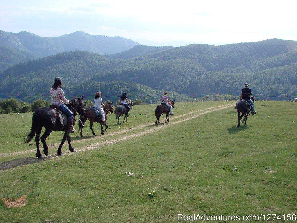 Image #8/14 | Horse riding at only ecological country,Montenegro