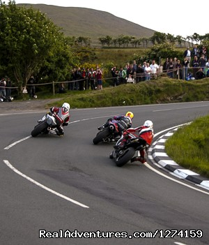 Isle of Man TT Tarry: