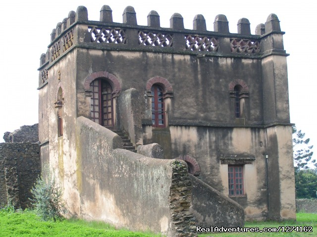 African Camelot - Northern Historic Route Ethiopia