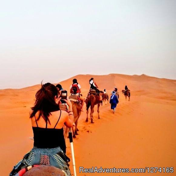 MOROCCO DUNES TOURS is a local tour operator with extensive experience in tourism in Morocco.