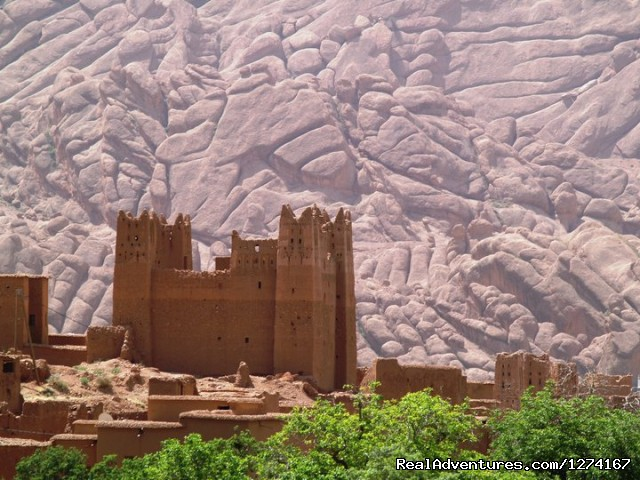 Dades - Desert Tours - Morocco Vacation -Holiday in Morocc