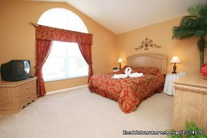 Perfect Scape To Disney-Cinderella Bed-Sleep 12 Vacation Rentals Orlando, Florida