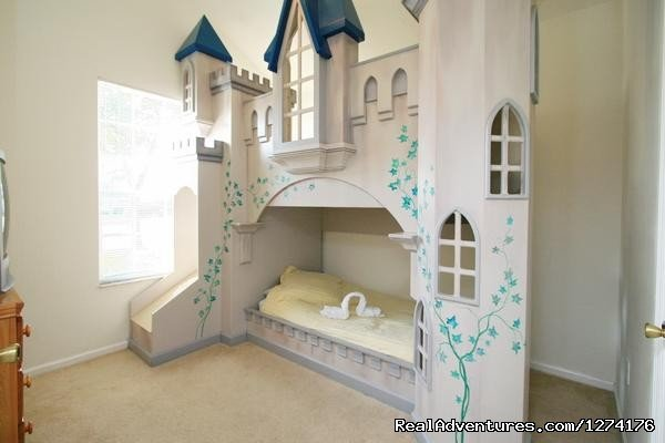 Image #8/12 | Perfect Scape To Disney-Cinderella Bed-Sleep 12