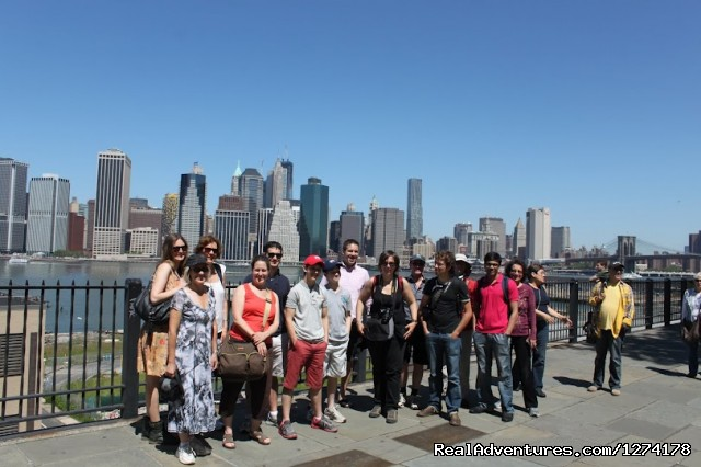 Free New York City Tours