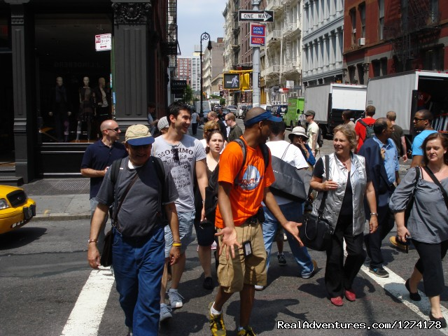Image #4 of 6 - Free New York City Tours