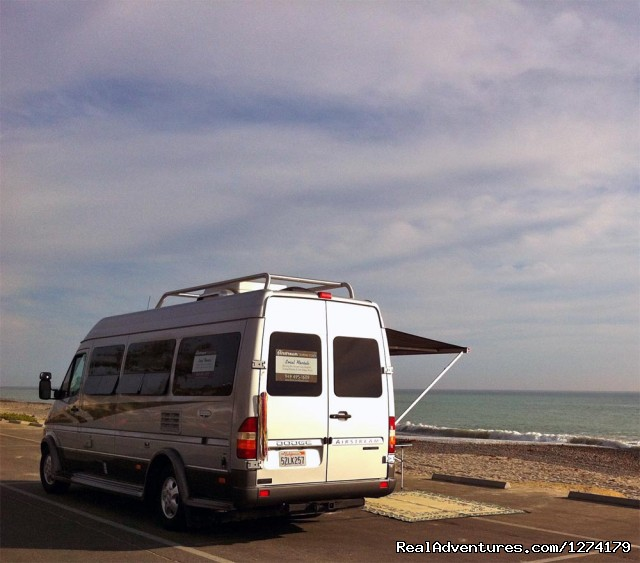 Local Touring - Airstream Interstate Touring Coach Rental RV
