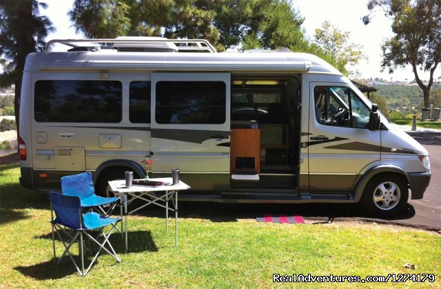 Airstream Interstate Touring Coach Rental RV