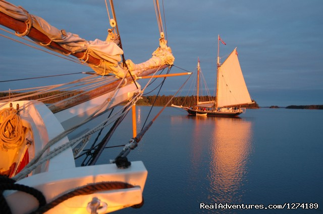Anchorage - Maine Windjammer Sailing Adventures