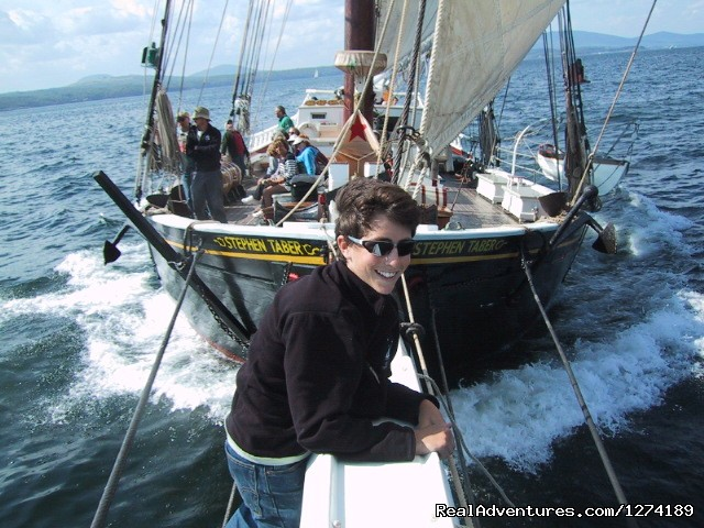 Sailing - Maine Windjammer Sailing Adventures