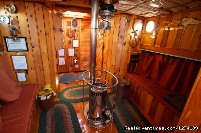 Accommodations (#9 of 12) - Maine Windjammer Sailing Adventures