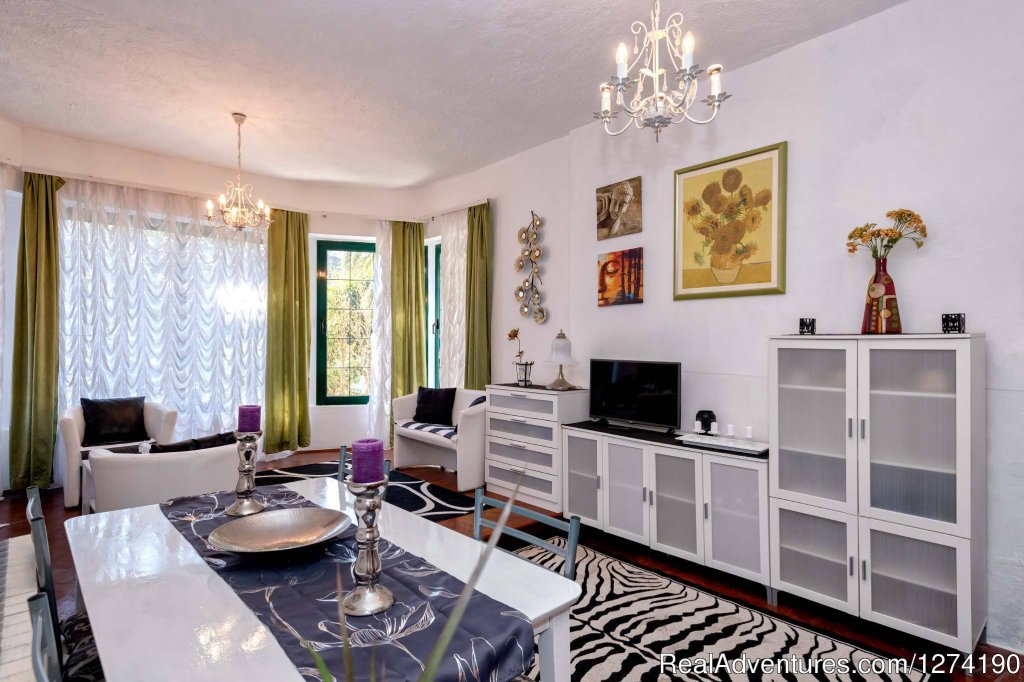 living room-Josip apartment
