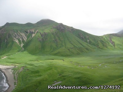Umnak Island Wilderness - Aleutian Adventure Trip