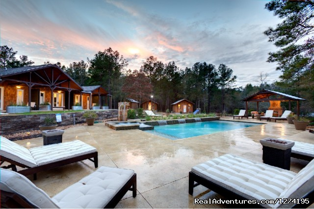 deer lake lodge spa resort montgomery texas health