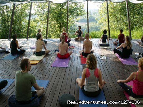 - Yoga Retreats Amid Stunning Nature at In Sabina