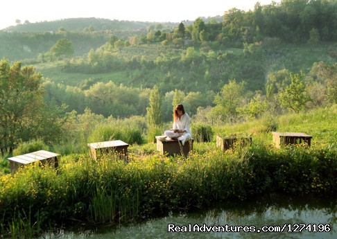 Image #4 of 4 - Yoga Retreats Amid Stunning Nature at In Sabina