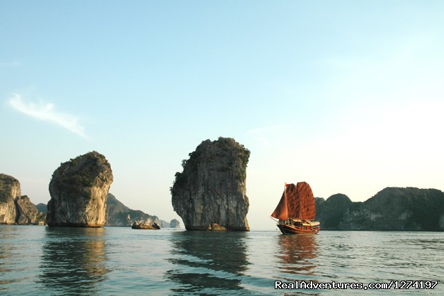 sight in Halong Bay (#5 of 7) - Northern Jewels 4 days in Vietnam