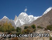 Lady Finger hunza - Trekking and Mountaineering in Pakistan
