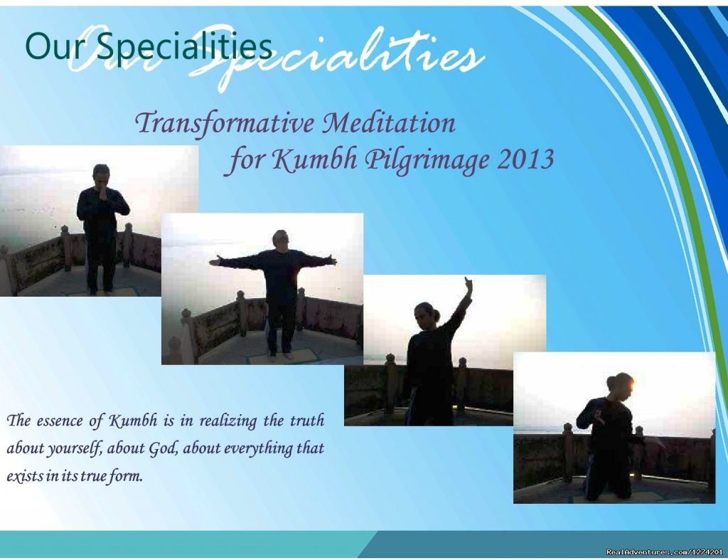 Image #2/13 | Sukrit Wellness Tours presents a special Kumbh