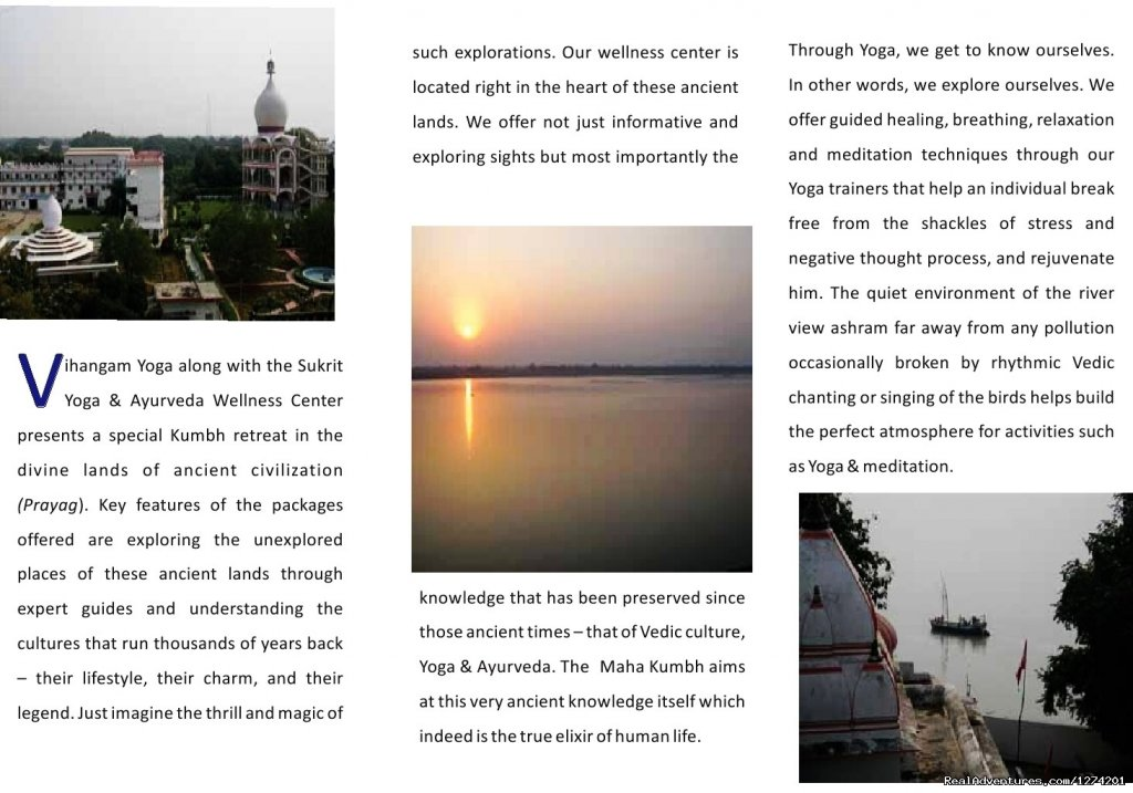 Image #13/13 | Sukrit Wellness Tours presents a special Kumbh