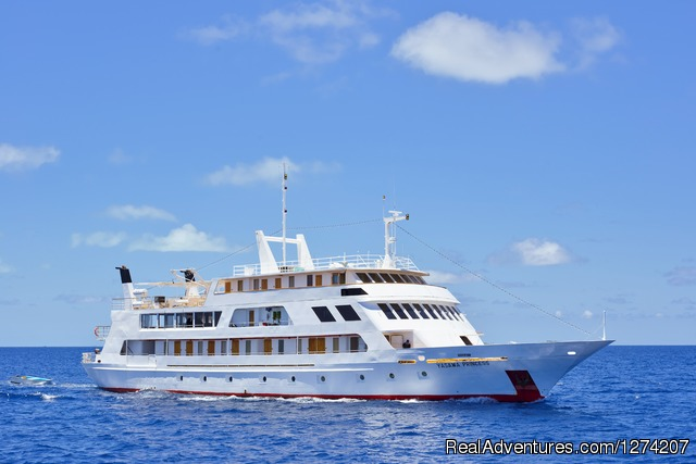 Explore the Maldives on MV Yasawa Princess Male, Maldives Cruises