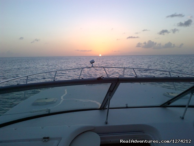Sunset - St Lucia Coastal Adventure ( Land & Sea)