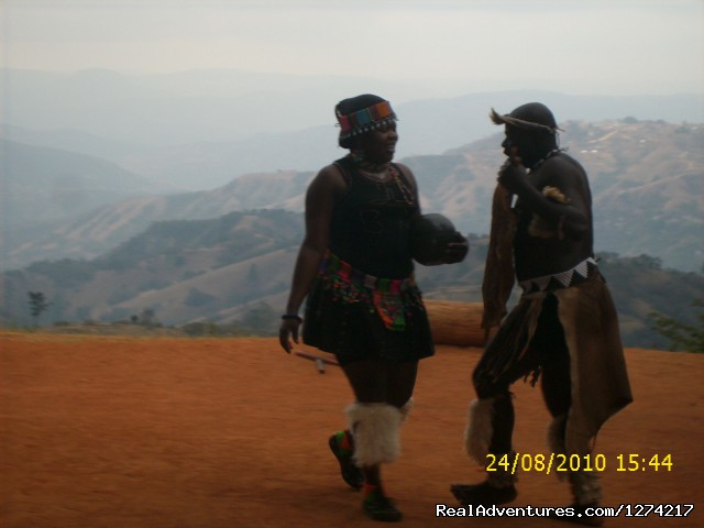 Zulu Cultural Tour - Durban City Tours