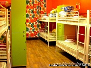 Friends hostel on Vosstaniya St Petersburg, Russian Federation Youth Hostels