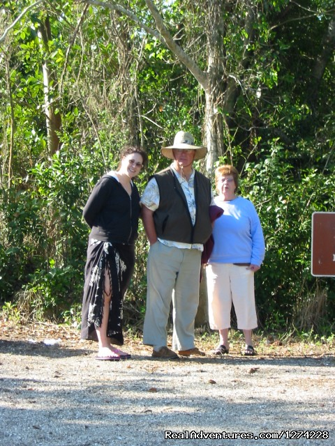 Walking Big Cypress (#9 of 20) - Nature:Boat Assisted,Photo,Sunset,Birding,EcoTours