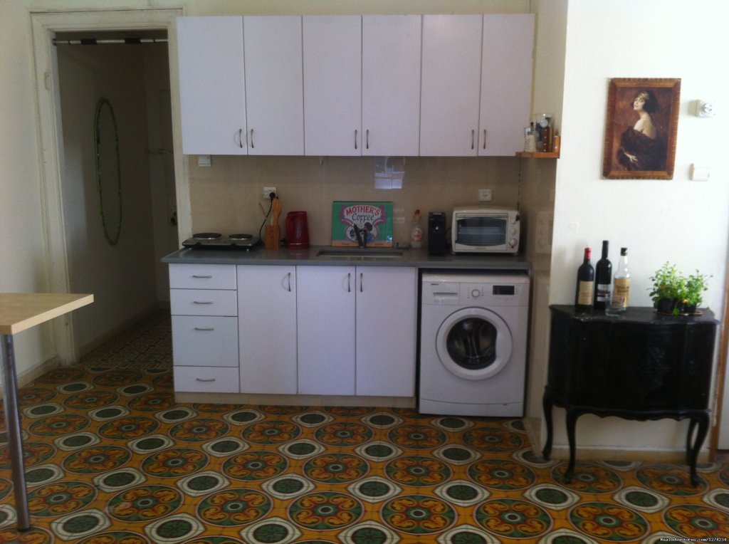 Image #3/5 | Spacious 2.5BR apt for Passover in Tel Aviv
