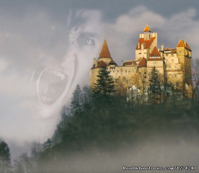 Awarded Halloween in Transylvania - Short Break