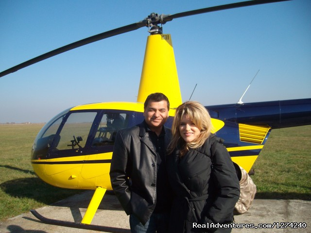 Helicopter tour over Bran castle-option (#12 of 12) - Awarded Halloween in Transylvania - Short Break