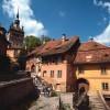 Sighisoara Citadel-Dracula's Birthplace