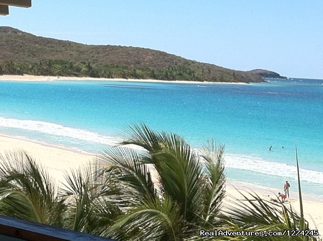 Flamenco Beach - Naniqui by the Bay ...Casitas Water Front Terrace