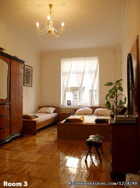 Triple Room (#3 of 5) - Stay in Internet Hostel Sofia, Bulgaria