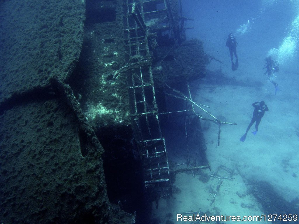 mykonos diving, Greece | Image #13/16 | Scuba Diving Mykonos